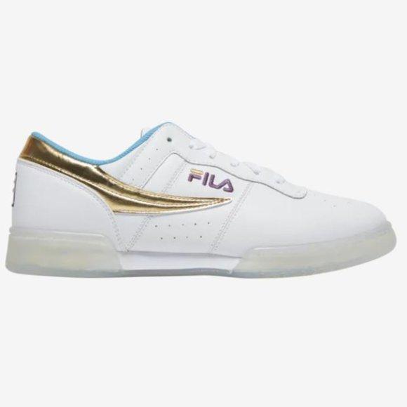 fila wwe shoes